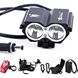 Noza Tec 5000 Lumen Bicycle Light