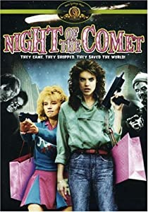 Cover of &quot;Night of the Comet&quot;