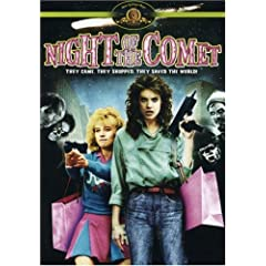 Night of the Comet (1984) Starring: Robert Beltran, Catherine Mary Stewart Director: Thom Eberhardt