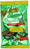 Russell Stover Sugar Free Peg Bag, Toffee Square, 3-Ounce (Pack of 12)