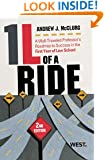 1L of a Ride: A Well-Traveled Professor's Roadmap to Success in the First Year of Law School; 2d (Career Guides)