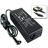 FOR SONY vaio VGP-AC19V14 VGN-NR21J/S VGN-C1S/W AC adapter charger + power cord - LSL