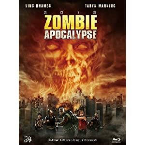 2012 Zombie Apocalypse - Uncut [Blu-ray] [Import allemand]