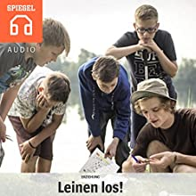 Erziehung: Leinen los! Motivation, Neugierde, Stressresistenz - Was Kinder wirklich lernen müssen Hörbuch von  Der Spiegel Gesprochen von:  Deutsche Blindenstudienanstalt