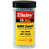 Daisy 980040-446 .177 Caliber BB's, 4.5-Milimeter, 4000-Count