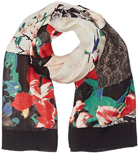 GUESS, NOT COORDINATED SCARF - AW6314VIS03 - Sciarpa da donna, colore bla black, taglia Taglia unica