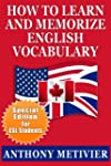 How to Learn and Memorize English Voc...