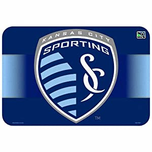 MLS Sporting Kansas City 20-by-30 Inch Floor Mat by WinCraft