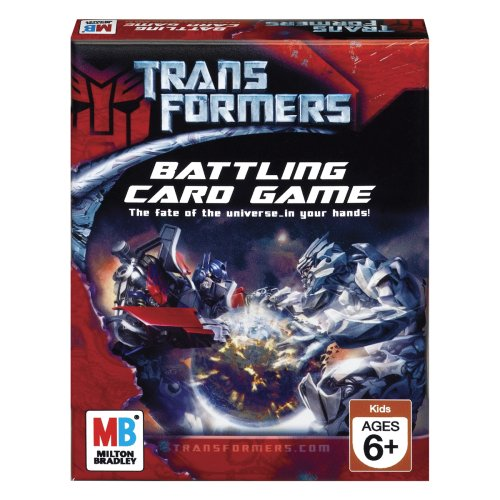 Transformers Card Game - 1