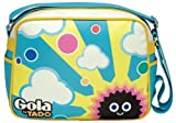 Gola Redford Sunshine Unisex By Tado Sky Blue Clouds Zip Up Messenger Shoulder Bag