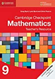 img - for Cambridge Checkpoint Mathematics Teacher's Resource 9 (Cambridge International Examinations) book / textbook / text book