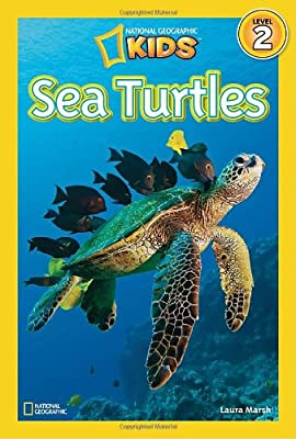 National Geographic Readers Sea Turtles by National Geographic Children's Books