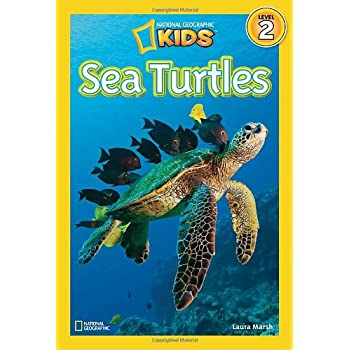 Set A Shopping Price Drop Alert For National Geographic Readers: Sea Turtles