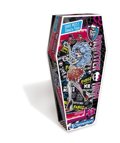 Jigsaw-Puzzle-150-Pieces-Monster-High-Ghoulia-Yelps