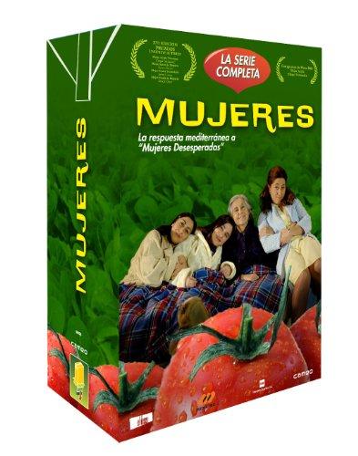 Mujeres (La Serie Completa) [DVD]