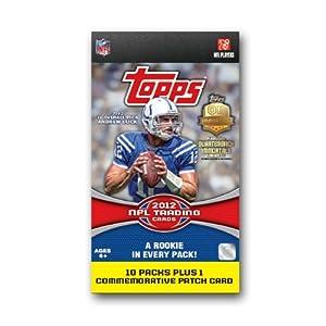 NFL 2012 Topps Blasters (11 Packs)