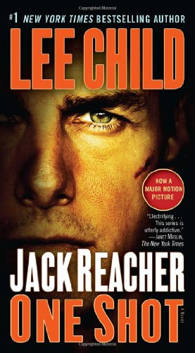 Featured Author of the Month: 'Lee Child' Jack Reacher: One Shot