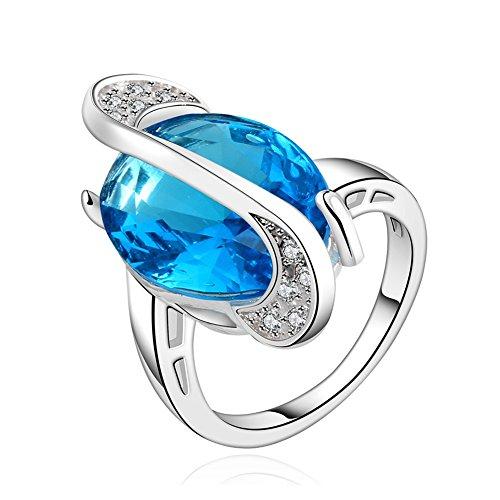 peacock-crystal-oval-cut-stud-earrings-women-jewelry-cubic-zirconia-edge-platinum-plated-earring-stu