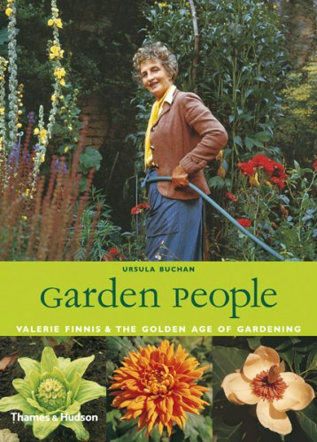 Garden People: The Photographs of Valerie Finnis