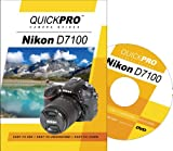Nikon D7100 Instructional DVD by QuickPro Camera G...