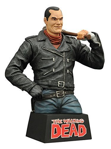 The Walking Dead Negan Bust Bank by Diamond Select