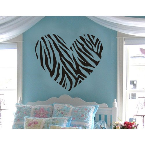 Zebra Kids Room