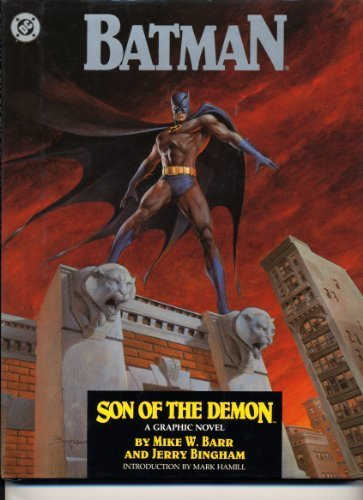 Batman: Son of the Demon by Mike W. Barr (1987) Paperback