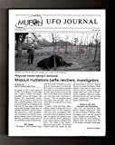 img - for MUFON UFO Journal / November, 2013. Missouri Mutilations; Something Intelligent This Way Comes; Field Investigator's Guide; UFO Full Disclosure; Los Alamos Civilian Sightings book / textbook / text book