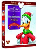 echange, troc Coffret - Fêtez Noël avec Mickey et ses amis + Fêtez Noël avec Donald et ses amis + Nos plus beaux Noëls
