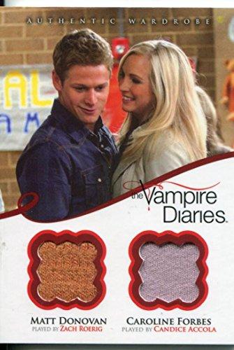 vampire-diaries-season-2-dual-kleiderschrank-karte-dm4-matt-donovan-caroline-forbes