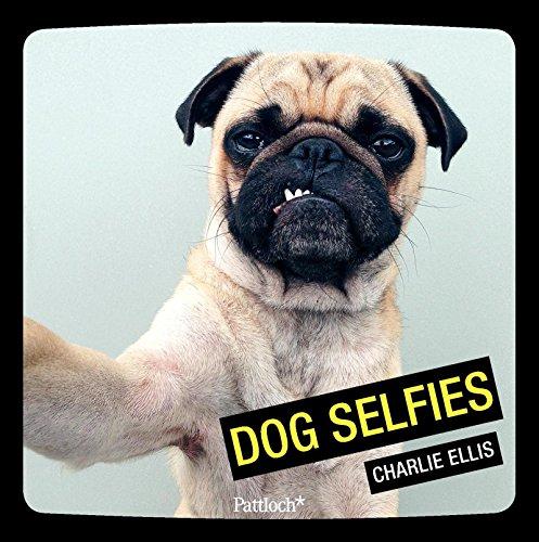 Buchseite und Rezensionen zu 'Dog Selfies: Mit deutschen Texten' von Charlie Ellis
