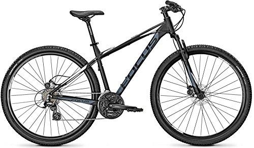 Focus-Whistler-Core-29R-Twentyniner-Mountain-Bike-2016-Schwarz-42cm