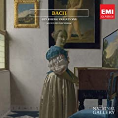 Bach: Goldberg Variations (National Gallery Collection)