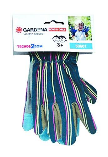 Gardena - Set de guantes de jardinería (Chicos 89138)
