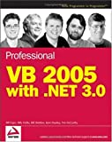 img - for Professional VB 2005 with .NET 3.0 (Programmer to Programmer) book / textbook / text book
