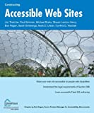 Constructing Accessible Web Sites (1590591488) by Jim Thatcher