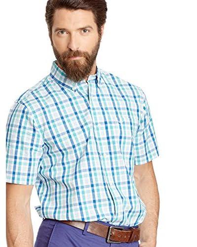 Dockers Camicia Uomo The Perfect [Acquamarina]