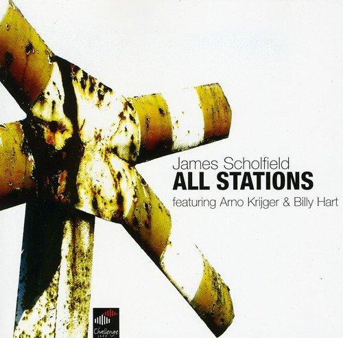 SACD : JAMES FEAT. ARNO KRIJGE SCHOLFIELD - All Stations