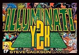 Illuminati Y2K [Game] Jackson, Steve