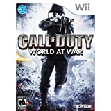 Call of Duty: World at War - Wiiby Activision