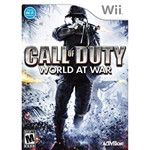 Call of Duty: World at War - Nintendo Wii