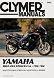 Penton Yamaha XJ600 Diversion 1992-98 (Clymer Motorcycle Repair)