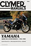 Yamaha XJ600 Diversion 1992-98 (Clyme...