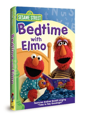Sesame Street: Bedtime With Elmo front-333561