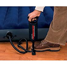 Intex Inflatables Black Plastic Air Pump