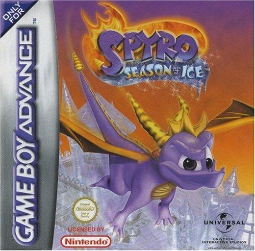 Spyro Season of Ice (Crash Bandicoot Gameboy Advance compare prices)
