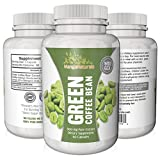 Pure Green Coffee Bean Extract 800 with GCA Natural Weight...