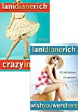 Two-Book Bundle: Crazy In Love and Wish You Were Here