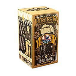 Craft A Brew American Pale Ale Beer Brewing Kit