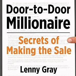 Door-to-Door Millionaire | Livre audio
